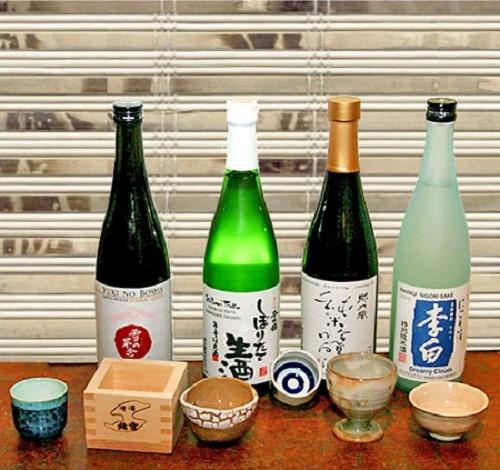rượu sake