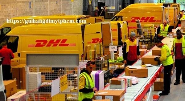DHL là đơn vị vận chuyển quốc tế uy tín trên thế giới