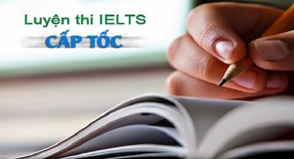 Xác định lại mục tiêu trước khi luyện thi IELTS cấp tốc