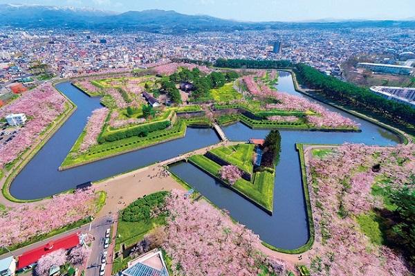 Hakodate - châu Âu trong lòng Nhật Bản