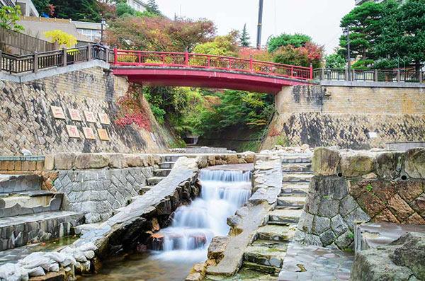 Công viên Arima Onsen