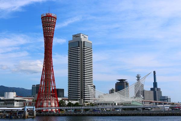 Tháp cảng Kobe - biểu tượng của thành phố