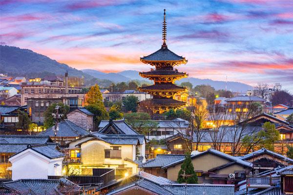 Thành phố Kyoto Nhật Bản có gì đẹp