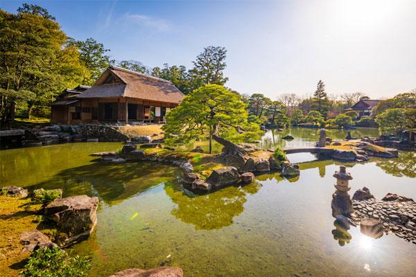 Biệt thự hoàng gia Katsura
