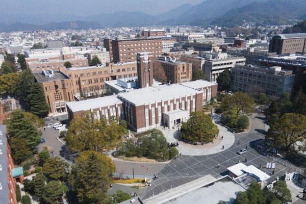 Toàn cảnh trường Kyoto